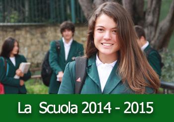 La vita della Scuola 2014-15