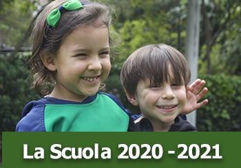 la scuola 2020-2021